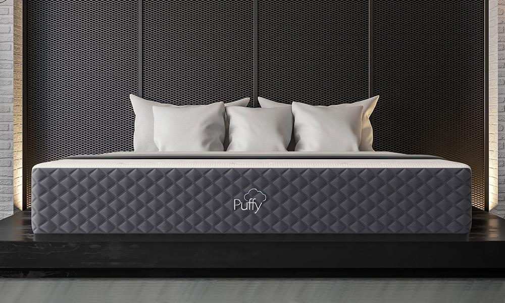 Memory Foam King Mattress Set