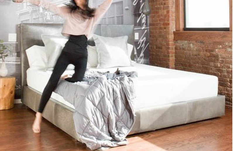Molecule Mattress With Boxspring