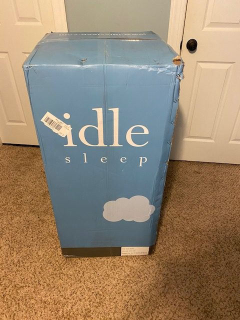 IDLE sleep vs casper mattress
